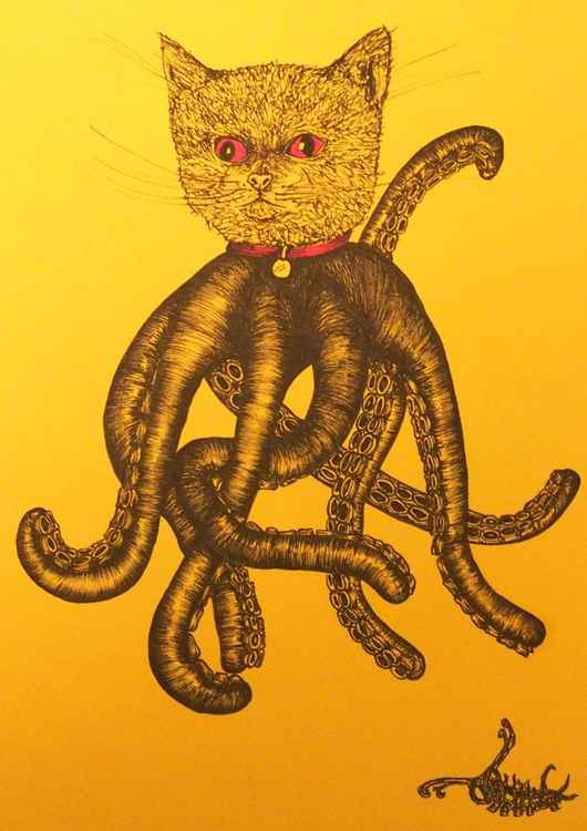 Octopussy is Your Friend: 4