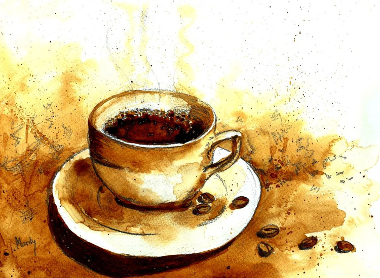 """""""Cup of coffee"""" - Image 0"""