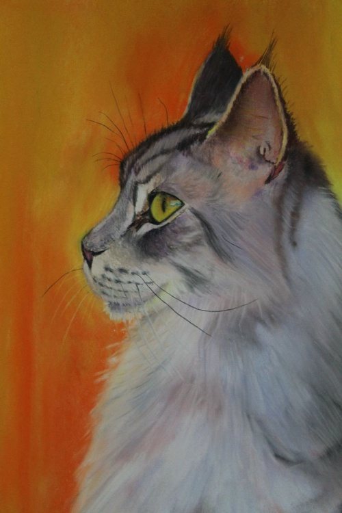 Bastet, Goddess of cats - Image 0