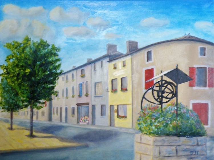 French Town - Image 0