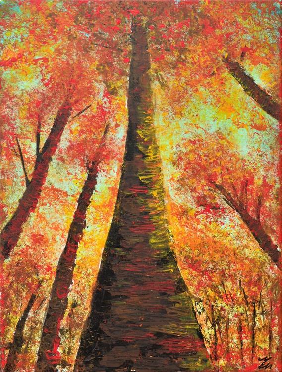Red Tree - Image 0