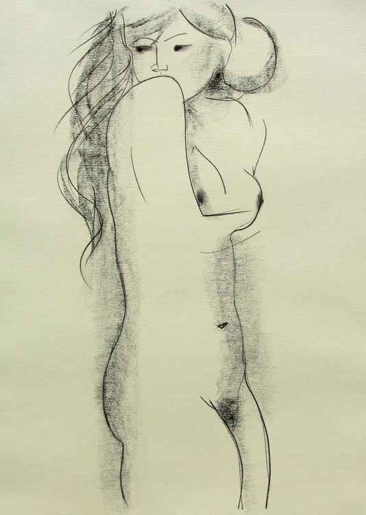 Nude #P6740 -