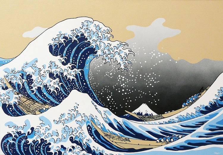 The Great Wave - Image 0