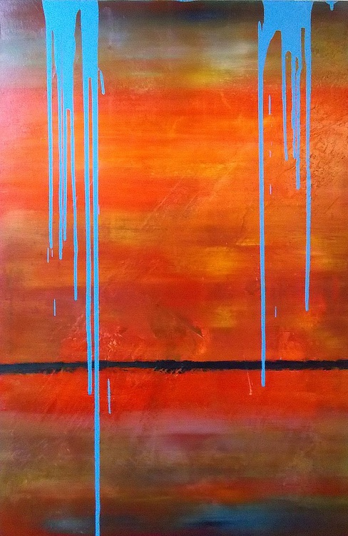 """ Landscape Abstraction #1 "" - Image 0"