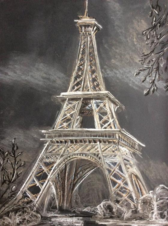 La Tour Eiffel. - Image 0