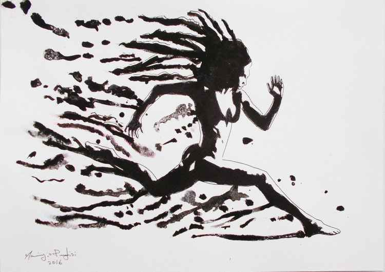 She run
