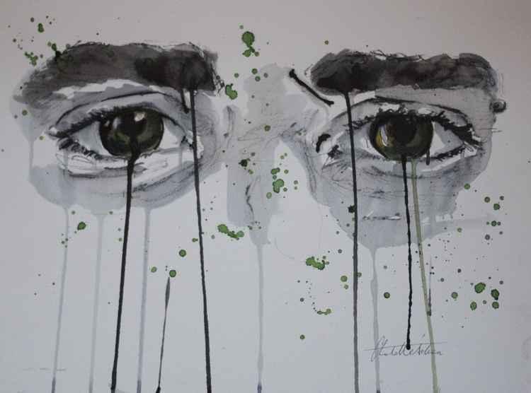"""""""Series of Eyes"""" Henry 2"""