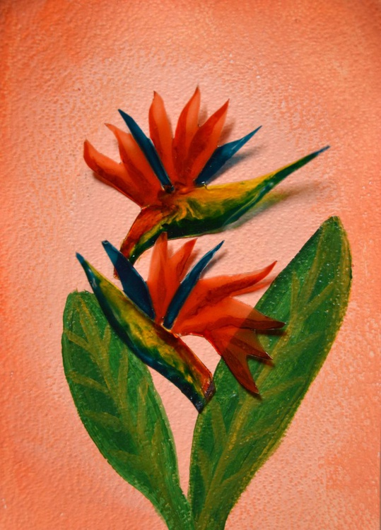 For the planet - Birds of paradise - Image 0