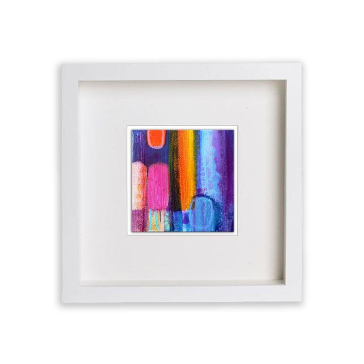mini abstract #66 - Image 0