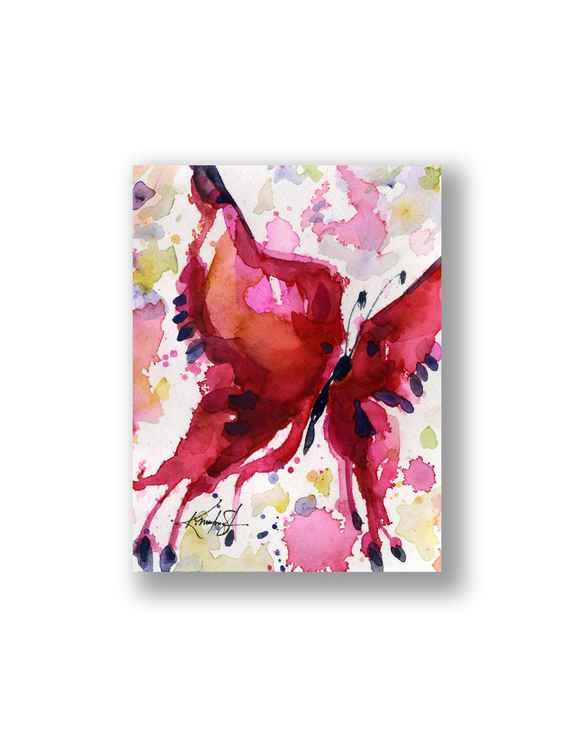 Butterfly Joy No. 9 -