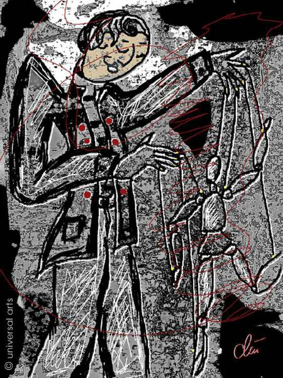 The Puppeteere (Der Puppenspieler) -