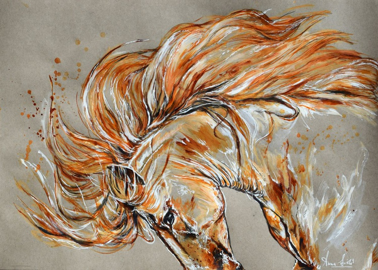Equine  / Horse painting - Image 0