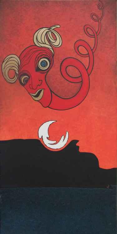 The seat of the devil (La sella del diavolo) -