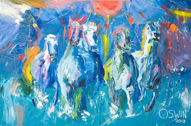 Wild horses I - Image 0