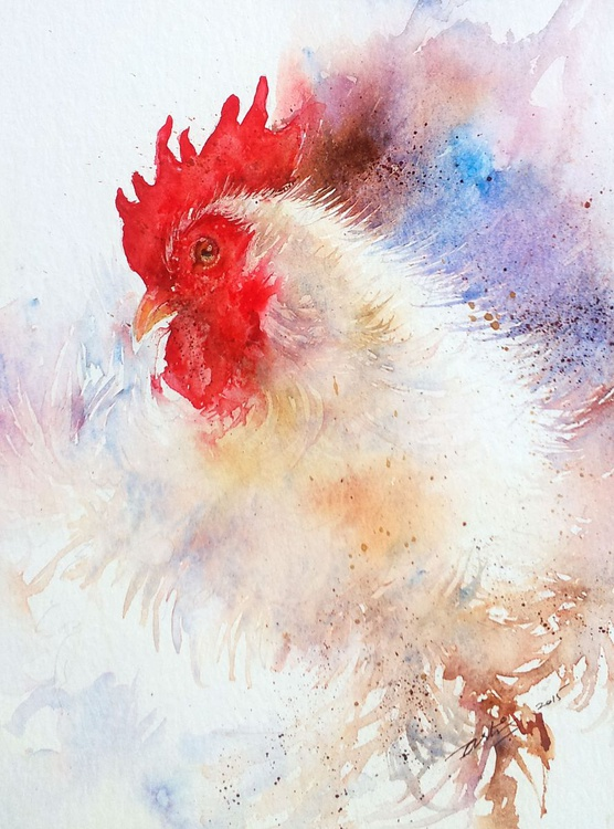 Windswept Rooster - Image 0