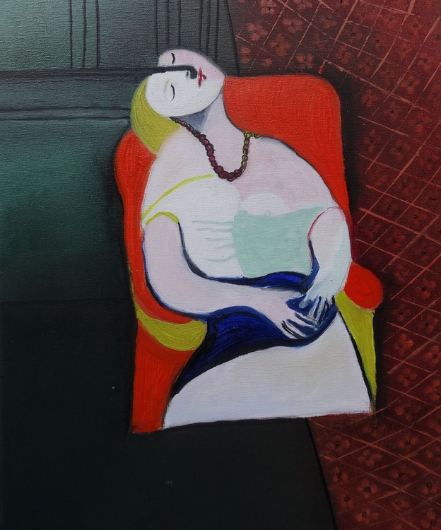 My Picasso, Le Reve  - Image 0