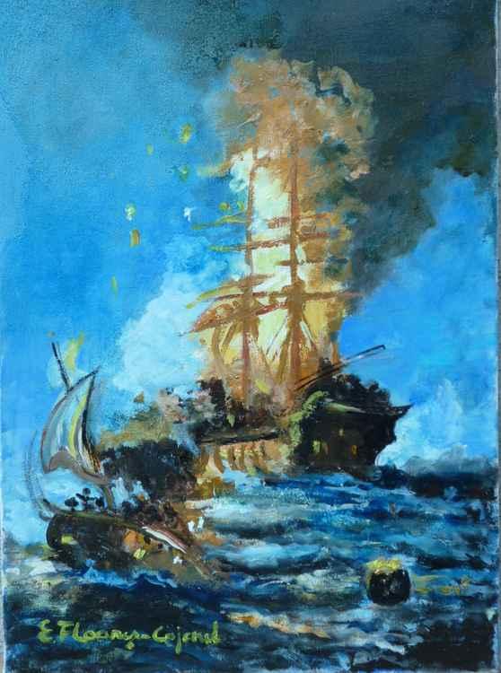 Burning Ship -
