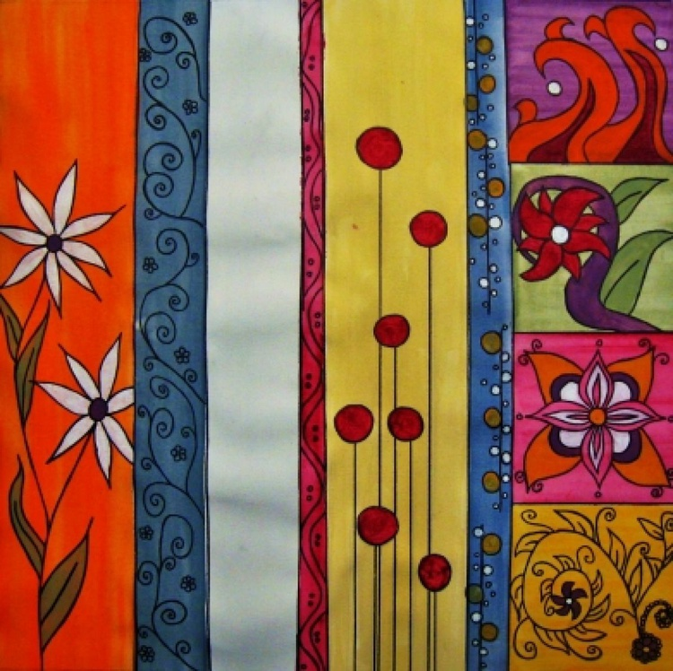 Whimsical Tapestry - Image 0