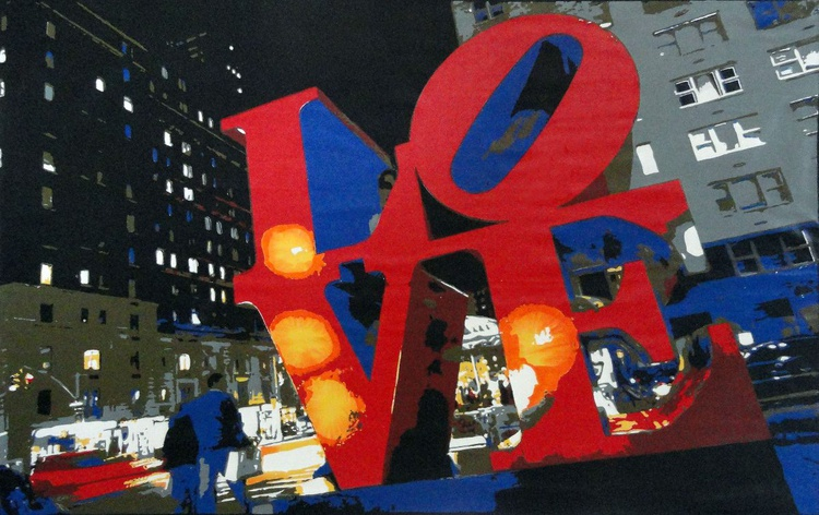 Love by Night - Image 0