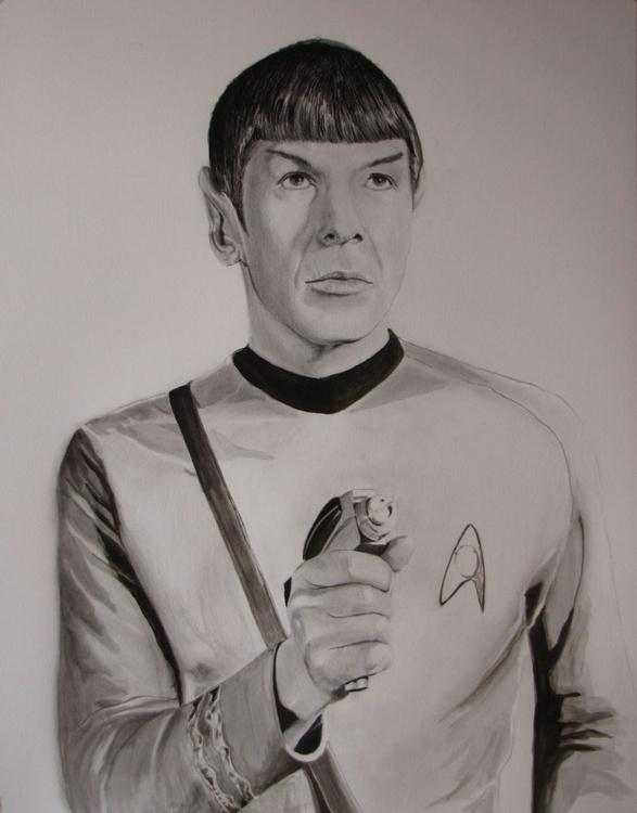 """Goodbye Mr. Spock"" - Image 0"