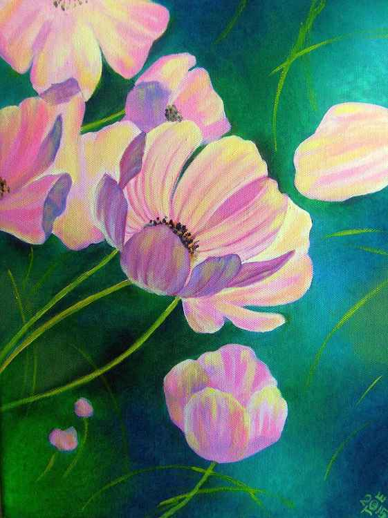 Flower mood -