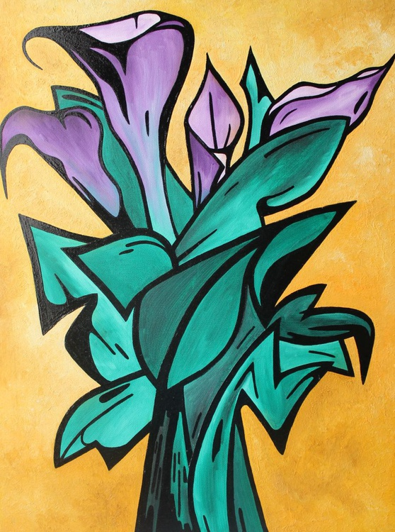Calla Lilies - Image 0