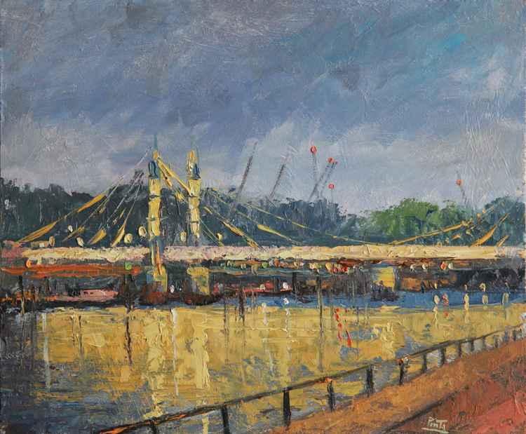 Albert Bridge London, Nocturne