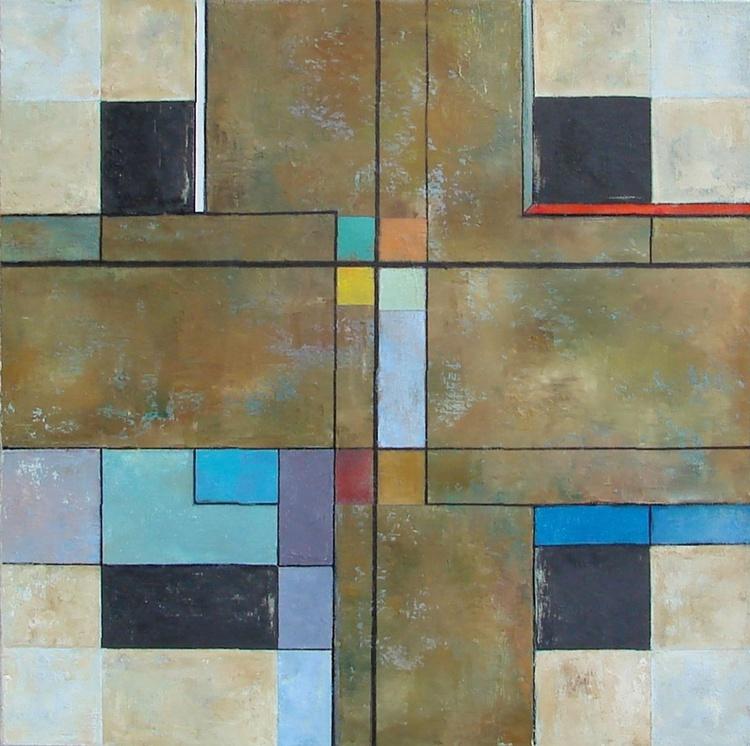 My squares 27 - Image 0