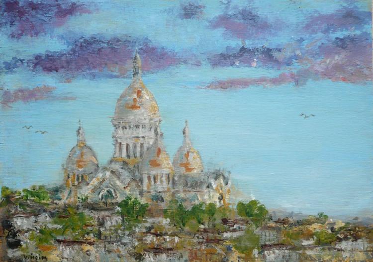 Sacré coeur, Paris - Image 0