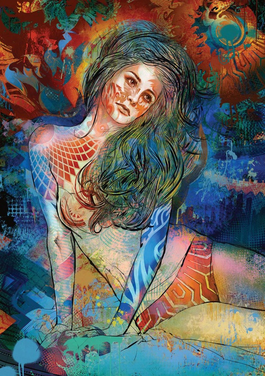 Graffiti Dreamer - Image 0