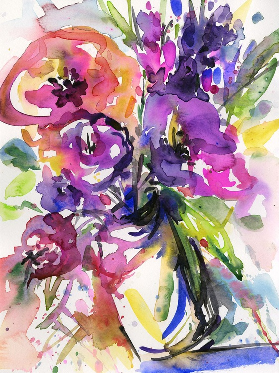 Floral Dance No. 5 - Image 0