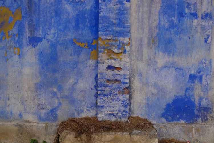 Blue Wall 7 -