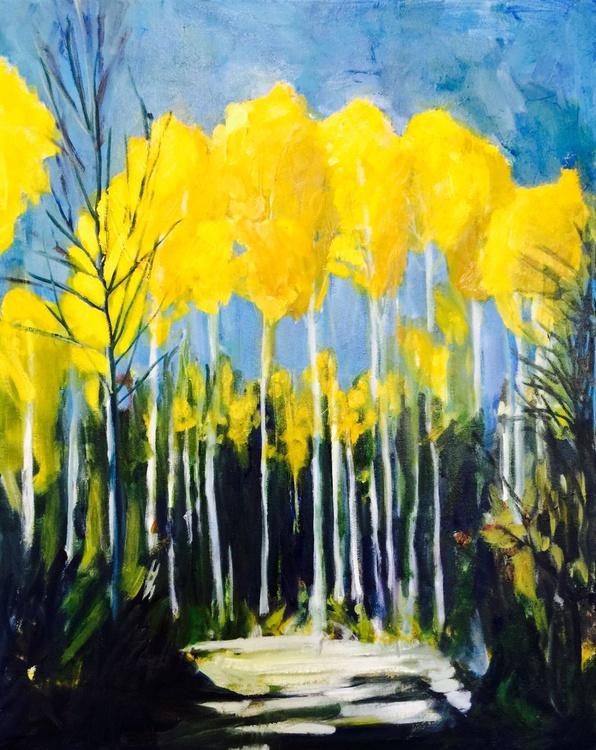 Golden Leaves - Image 0