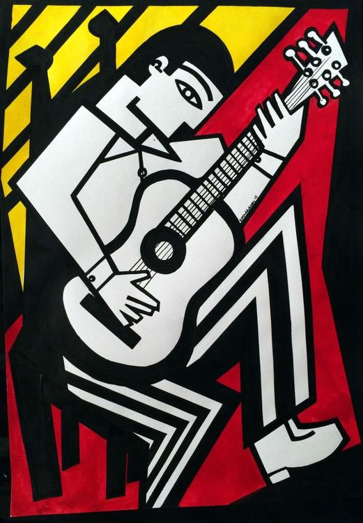 Guitarist - Image 0