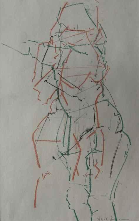 Life Drawing No3