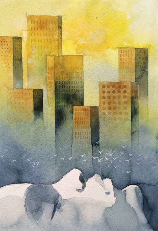 Goodmorning Manhattan, again - Image 0