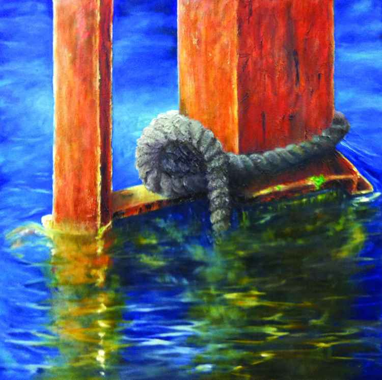 Lost nautical - Under the Boardwalk -