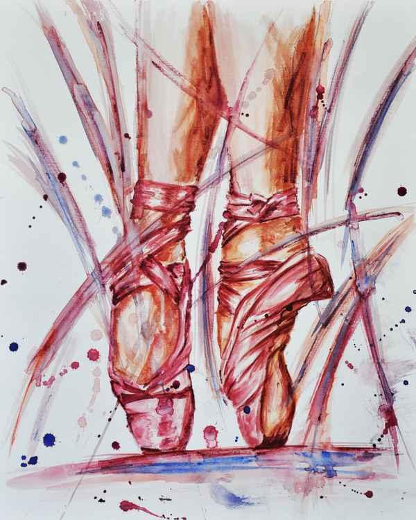 Ballerina Study 2 -