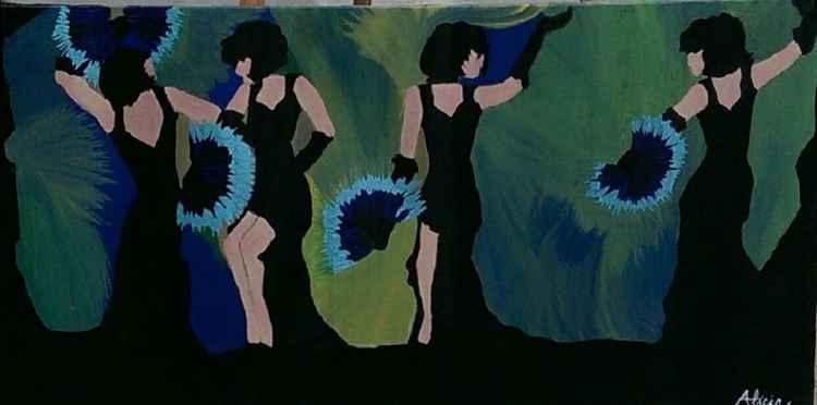 The cabaret -