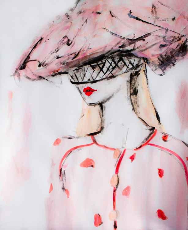 Chanel Haute Couture 35x43 -