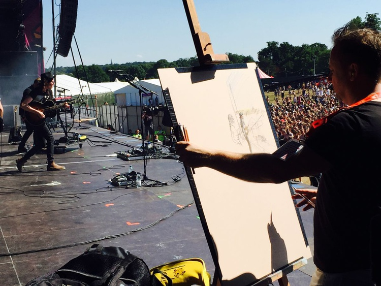 PAINTING LIVE - Image 0