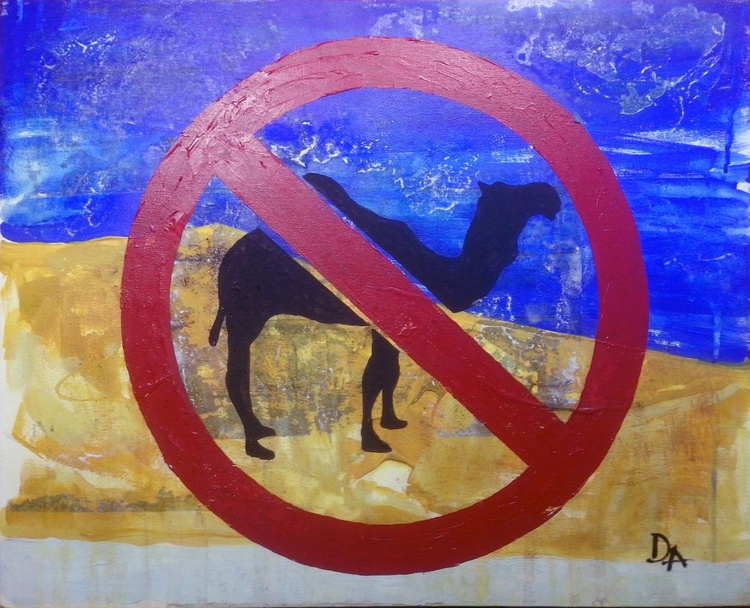 no camels - Image 0
