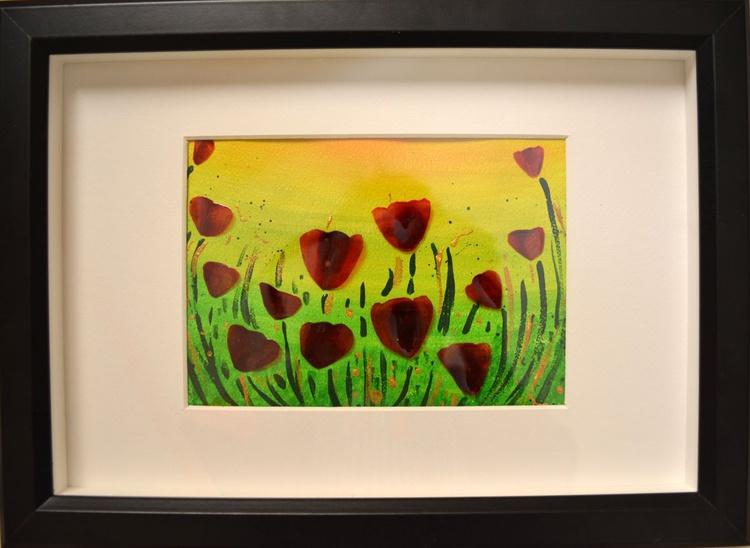 For the planet- Poppy Meadow - Image 0