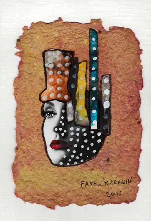 Pop portrait #3 -