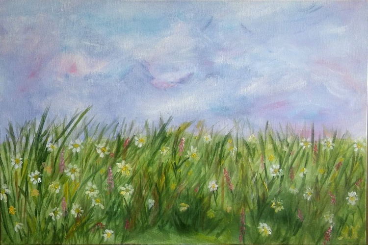 Meadow in the spring - Image 0
