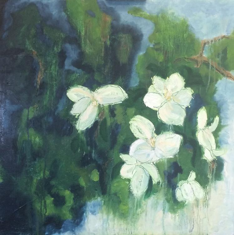 Through the garden - white 3 - Image 0
