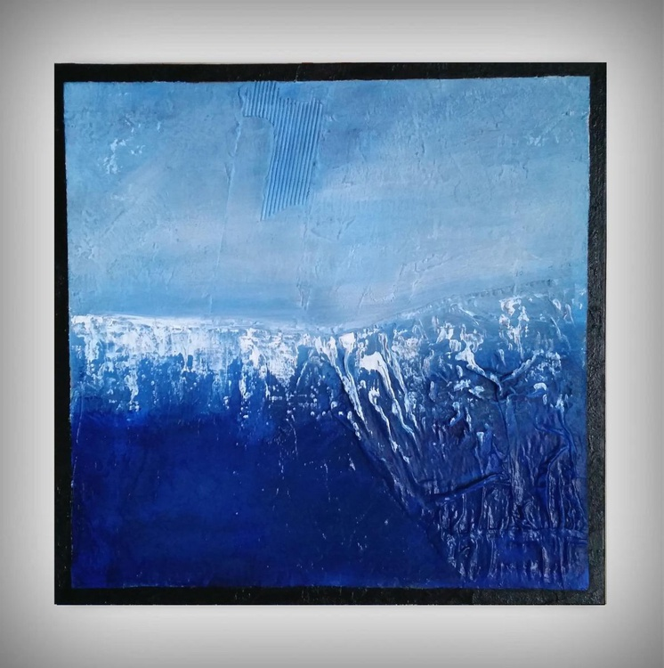 White horisont 50x50cm - Image 0