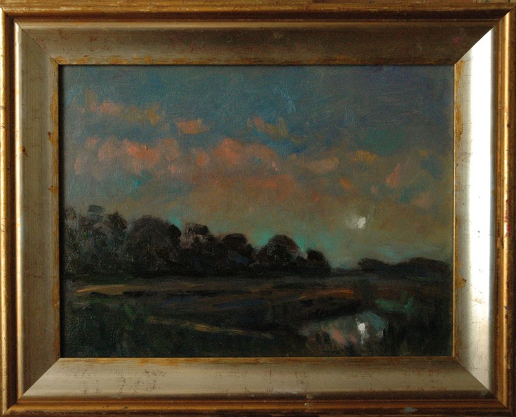 Landscape in Darker Tones - Image 0