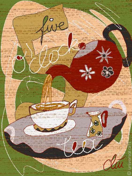 Five o'Clock Tea (Fünf Uhr Tee)