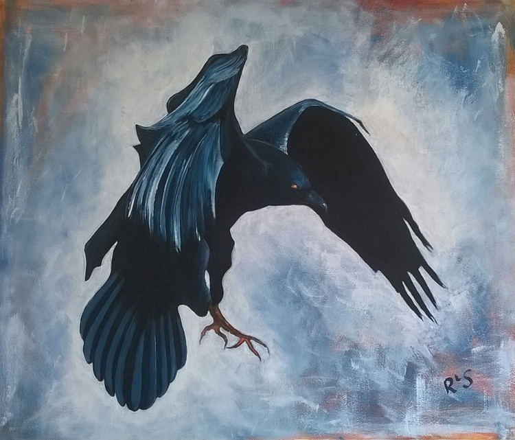 The Crow Descending - Image 0